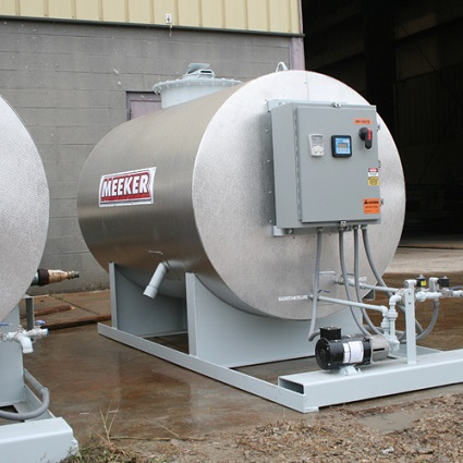 Heated & Insulated Tanks