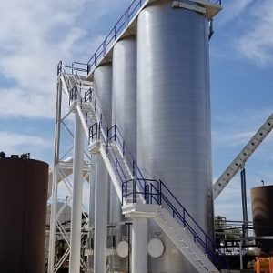 Asphalt & Emulsion Tanks