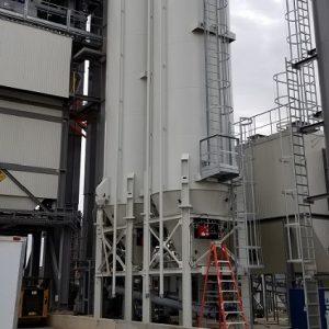Dry Bulk Storage Silos